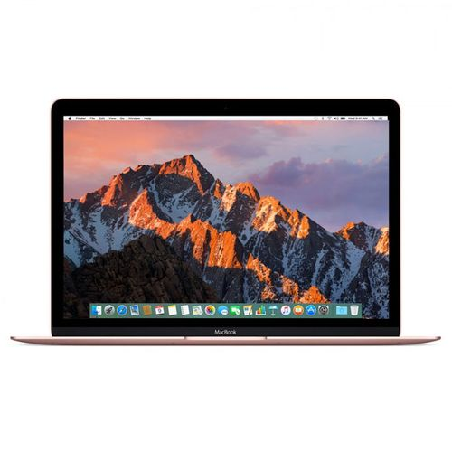 "MacBook Intel Core™ M5 512GB SSD HDD 8GB RAM 12"" Retina (2304x1440) Bluetooth Mac OS 11.4 El Capitan Webcam GRAY"