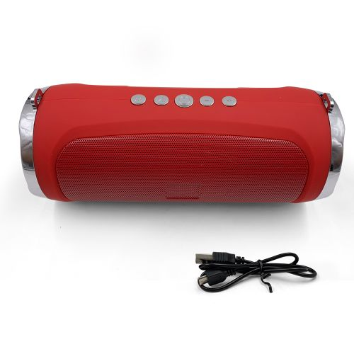 L19 Blutooth Speaker Stereo Wireless Red