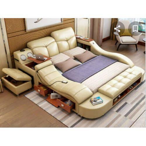 Exquisite Timeless Ultra Modern Design Bed Set
