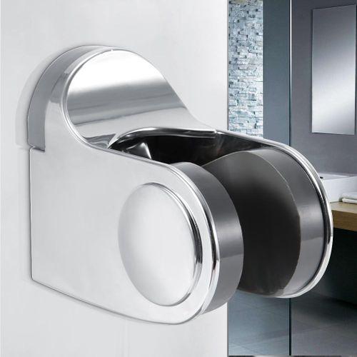 Household Bathroom Shower Head Holder Wall Mounted Shower Bracket Rack