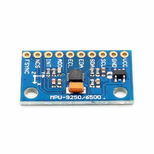 Mpu-9255 Gy-9255 Three-axis Electronic Compass Acceleration Gyro Module Blue