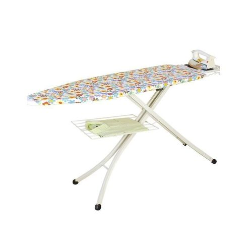 Ironing Board With Power Cord - Multicolour