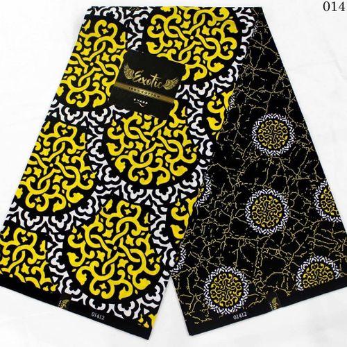Patterned Ankara Fabric