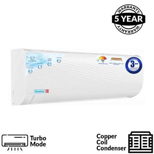 1.5HP Split Air Conditioner With Wave Technology SFACS12M