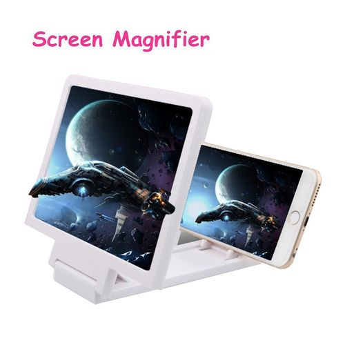 Conforta 3D Video Screen Amplifier Folding Enlarged Expander Stand