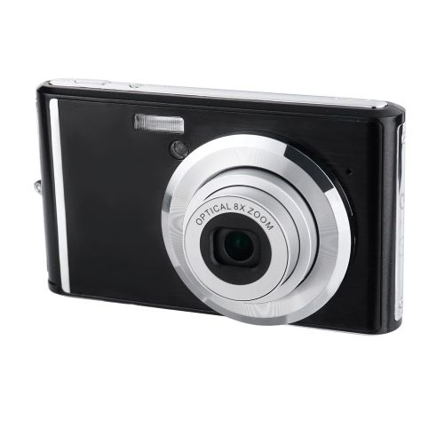 2.4 Inch LCD Screen 20MP 8X Optical Zoom Digital Camera Telescopic Lens 20A Drop Shipping DNSHOP