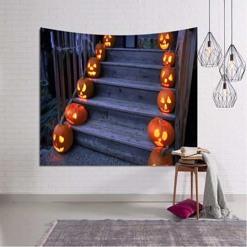 Halloween Beach Cover Up Tunic Tapestry Wallhaning Roomdorm Home Decor 200*150