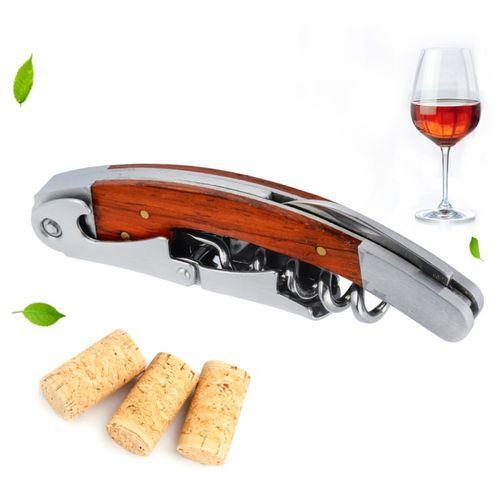 Corkscrew Waiter'S Wine Tool Opener Sea Horse Bar Tool Gift