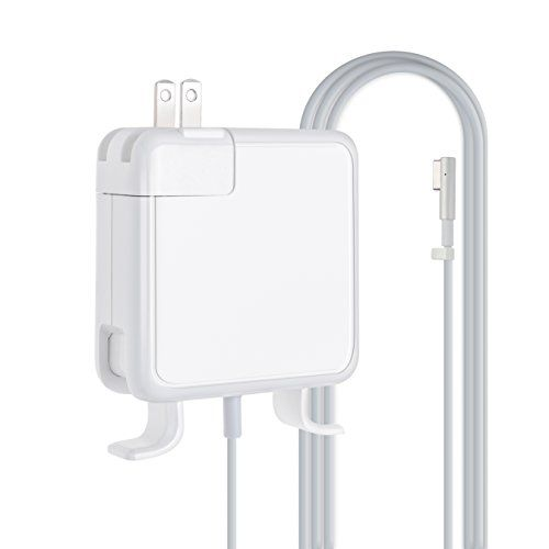 """Macbook Pro Charger ,60W Replacement Macbook Charger Magsafe L-Tip Power Adapter Charger For Apple Macbook Pro 13.3"""" Retail Package(M1-16.5V 3.65A)"""