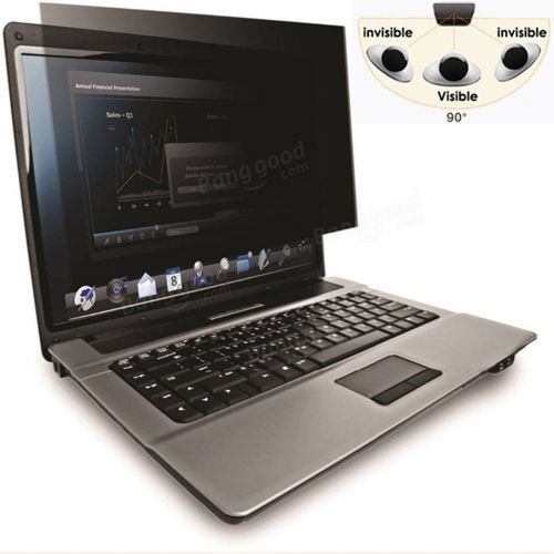 """Multi-sized Anti Privacy Screen Protective Filter Protector For Laptop Computer 15"""""""
