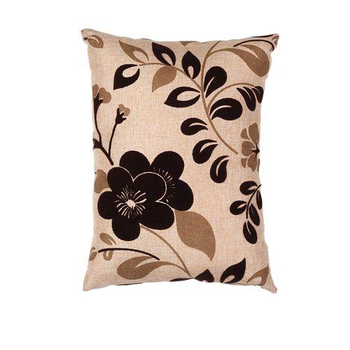 Throw Pillow ( 13 X 17 ) - Brown