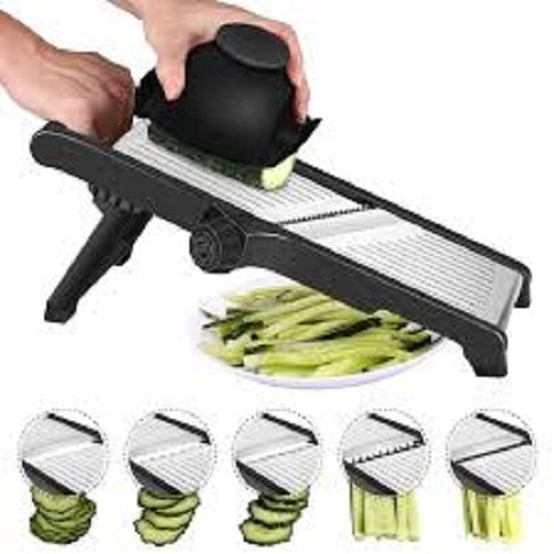 5 Cutting Options Mandoline Slicer