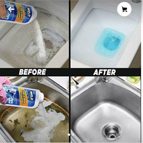 Sink/drain Cleaner