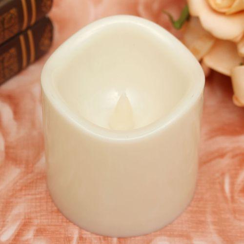4Pcs/Set Flameless LED Candle Operated Tea Light Flickering Wedding
