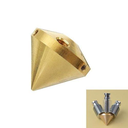 Three Into A Three-hole Copper Nozzle Gold