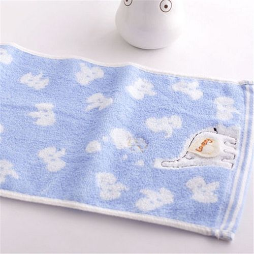 Cute Baby Child Soft Elephant Child Bamboo Fiber Towel