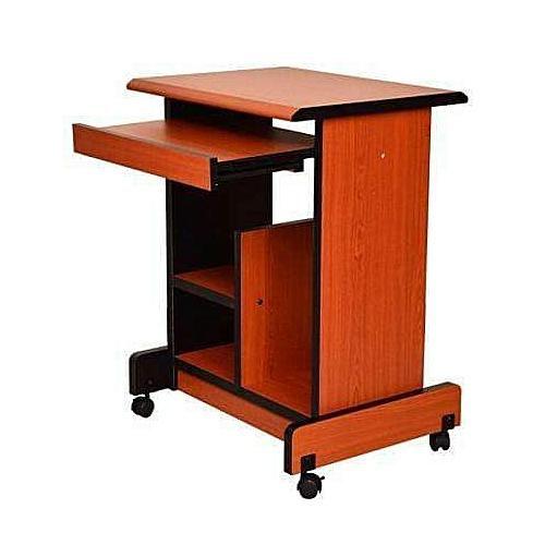 Unique Computer Console /book Shelf