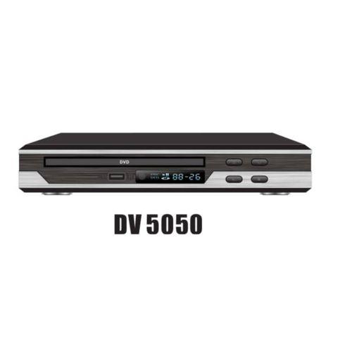 DVD Player DV5050 With USB-Black