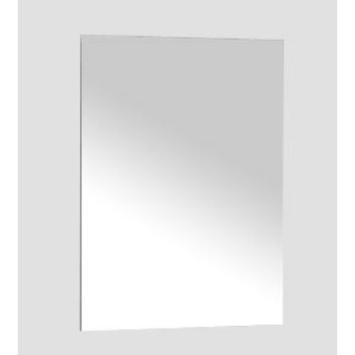 Wall Mounted Square Plain Mirror