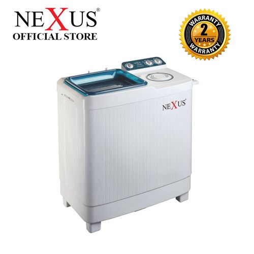 NX-WM-9SASB (9.2kg) Semi-Automatic Washing Machine - Blue CV