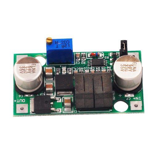 Automatic Buck-boost Module Voltage Regulator 25v/12v Turn 5v-0.5v Lm2577 Green