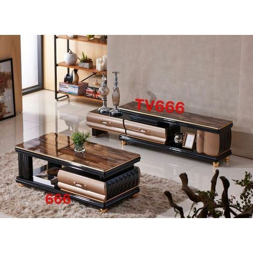 STRONG TV Stand & CENTRE Table