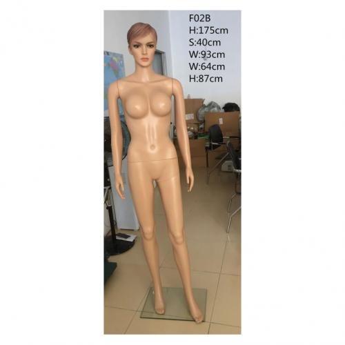 Full Body Female Mannequin - Nude