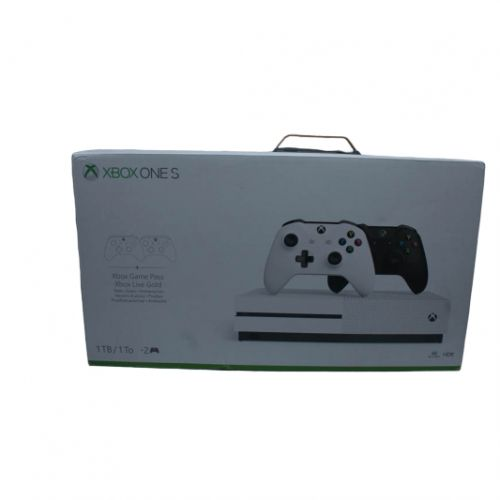 Xbox One X 1TB Console.