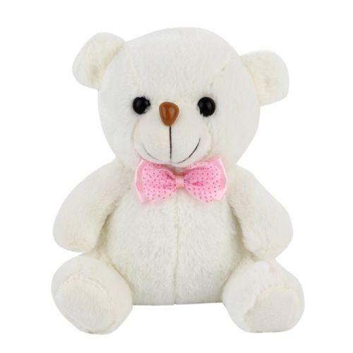 20cm Lovely LED Colorful Glowing Mini Teddy Bear Plush Toy Stuffed Plush Toy