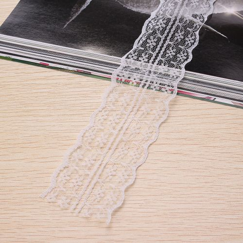 Lace Ribbon 45mm Lace Trim DIY Embroidered For Sewing Decoration 4