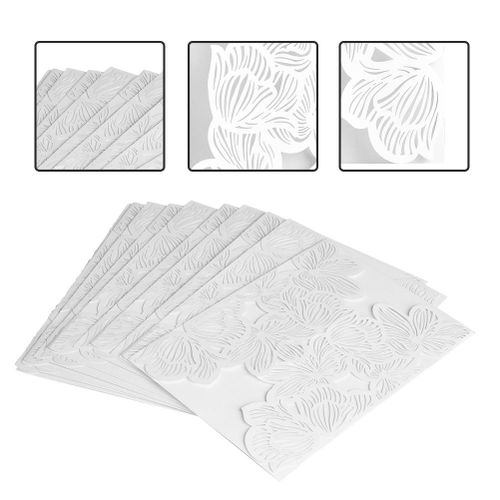 10Pcs Perfect Wedding Invitation Card Invitation Card Wedding Card With Inner Paper Envelope And Seal Red White