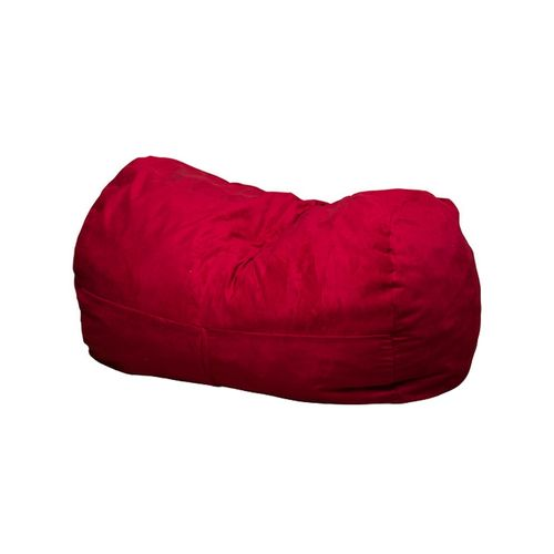 Bean Bag Lounger - Wine (Delivery To Lagos Only)