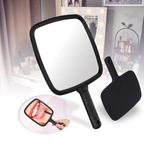 Hand Held Mirror Salon Style Hand Held Vanity Mirror Professional Makeup Tool