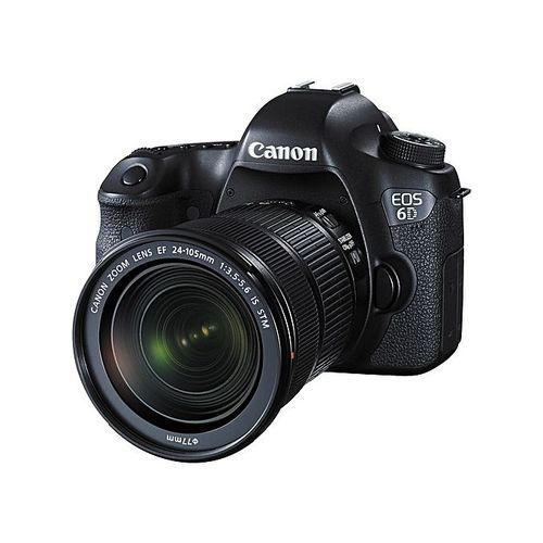 EOS 6D DSLR Camera With 24-105mm F/3.5-5.6 STM Lens