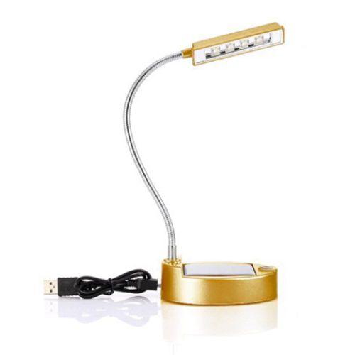 Solar Desk Lamp USB Charging LED Eye Lamp Solar Reading Lamp