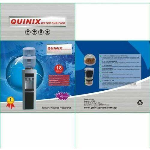 Water Purifier Filter & Dispenser -18L + Free Akaline PHTester