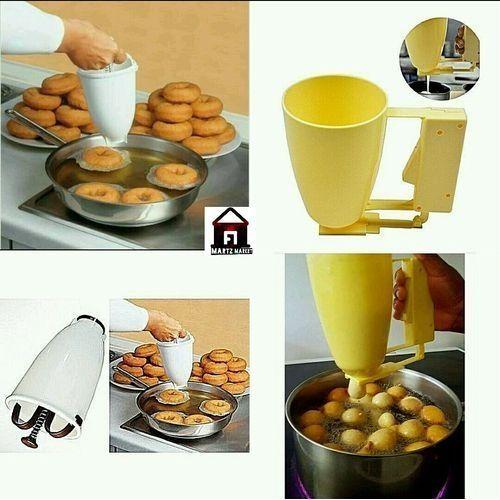 Puff Puff Dispenser And Doughnuts Dispenser/ Cutter