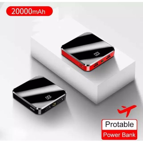 High Capacity 20,000mAh Dual Port Power Bank