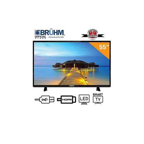 BRUHM 55-INCH SMART TELEVISION