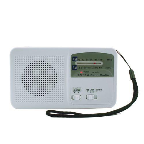 Solar Energy Radio Emergency Mobile Phone FM AM Dual Band