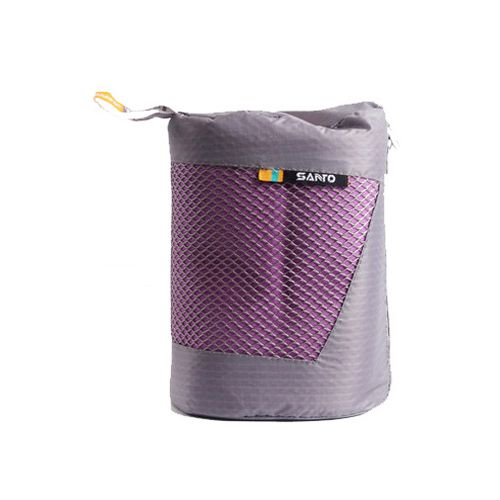 Quick Dry Sports Microfiber Towel With Bag Travel Yoga Compact Carry Pouch