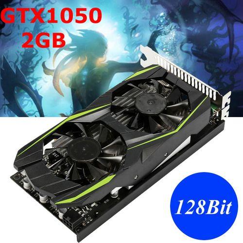 GTX1050 2G 128bit DDR5 Graphics Card
