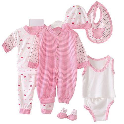 Unisex 8 Pieces New Arrival Wear Baby Wears