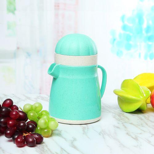 Portable Manual Citrus Fruit Squeezer Cup Hand Press Tool