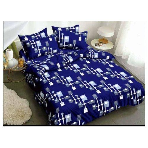 Duvet + Bedsheets + Four Pillow Case