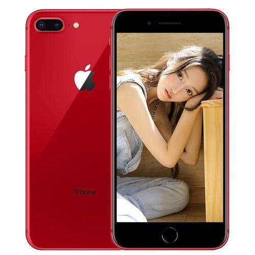 IPhone 8 Plus 64GB 5.5 Inch IOS Smartphone (Refurbished) - Red