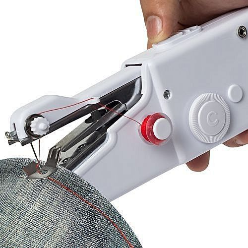 Handheld Portable Cordless Electric Mini Sewing Machine