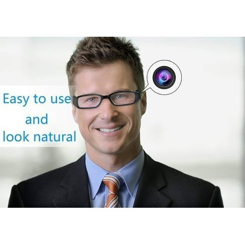 1080Hd High 8gb Video And Voice Recording Camera Eye Glass