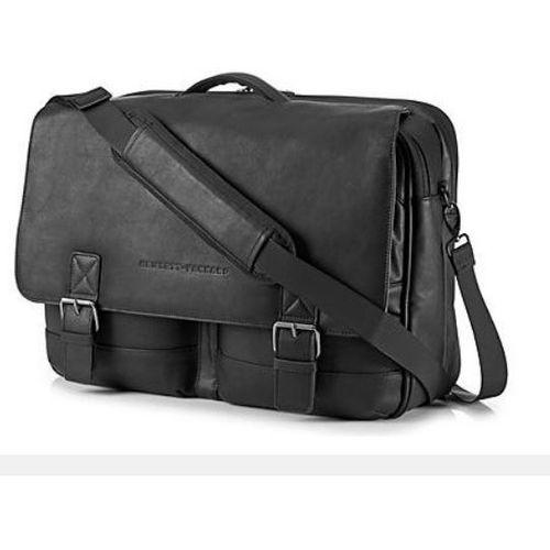 15.6 Executive Leather Messenger