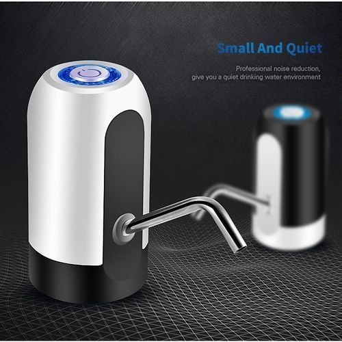 Mini Water Dispenser - Rechargeable - Electric And Usb Charging - Purifier Water Pump - Premium
